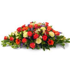장미꽃사방화